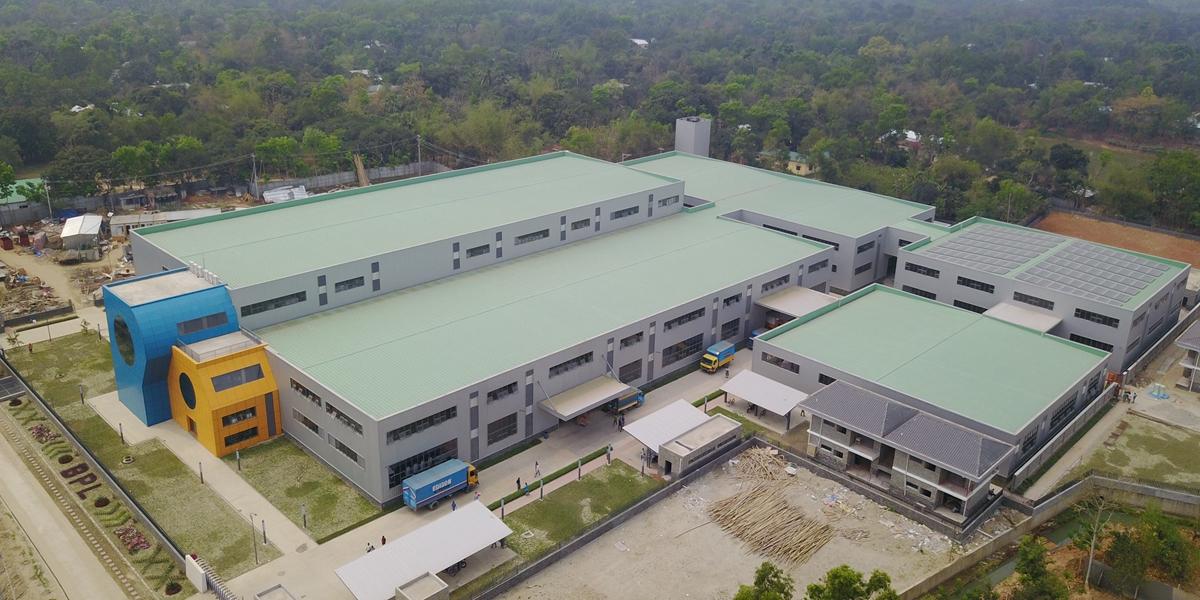 孟加拉PA印刷工厂